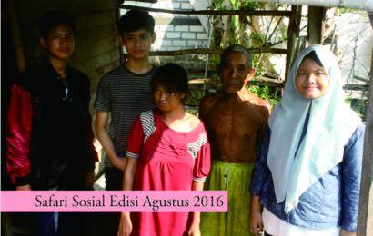 Safari Sosial Edisi 1