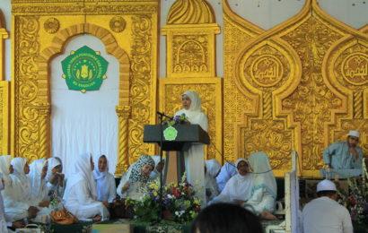 Peringatan Haul KH Abdul Wahab Turcham ke-22